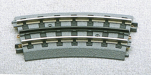 MTH/Railking - BULK - RealTrax O31 Half Curve Track - 25pk - O Scale (40-1022) - the-pennsy-station-llc