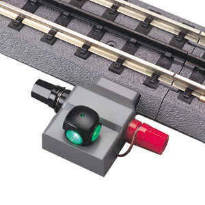 MTH/Railking - RealTrax - Illuminated Lock-On - O Scale (40-1003) - the-pennsy-station-llc