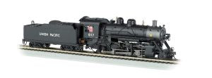 Bachmann - 2-8-0 Steam Loco UP #617 w/ DCC - HO Scale (51315) - the-pennsy-station-llc