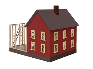 Lionel - Davis House Kit - O Scale (1930430) - the-pennsy-station-llc
