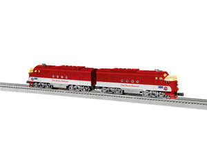 Lionel - LC Plus+ 2.0 - FT - Texas Special AA Set - O Scale (1934120) - the-pennsy-station-llc