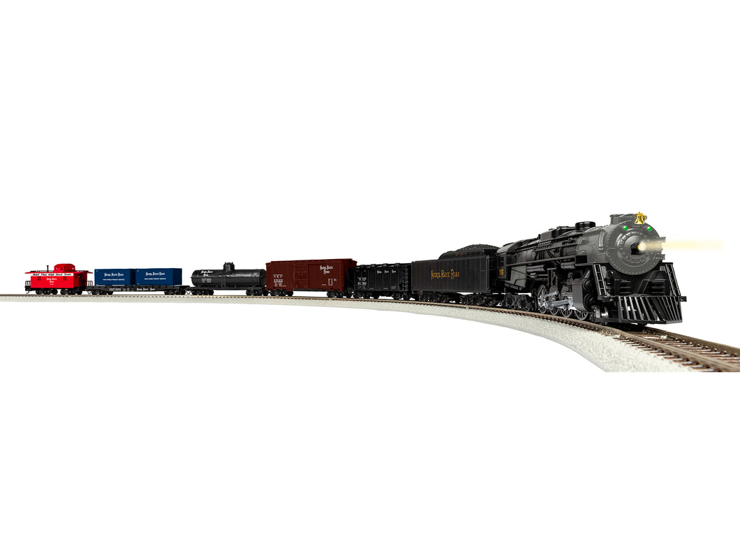 Lionel - Lionchief - Nickel Plate Fast Freight Set - HO Scale (1951010) - the-pennsy-station-llc