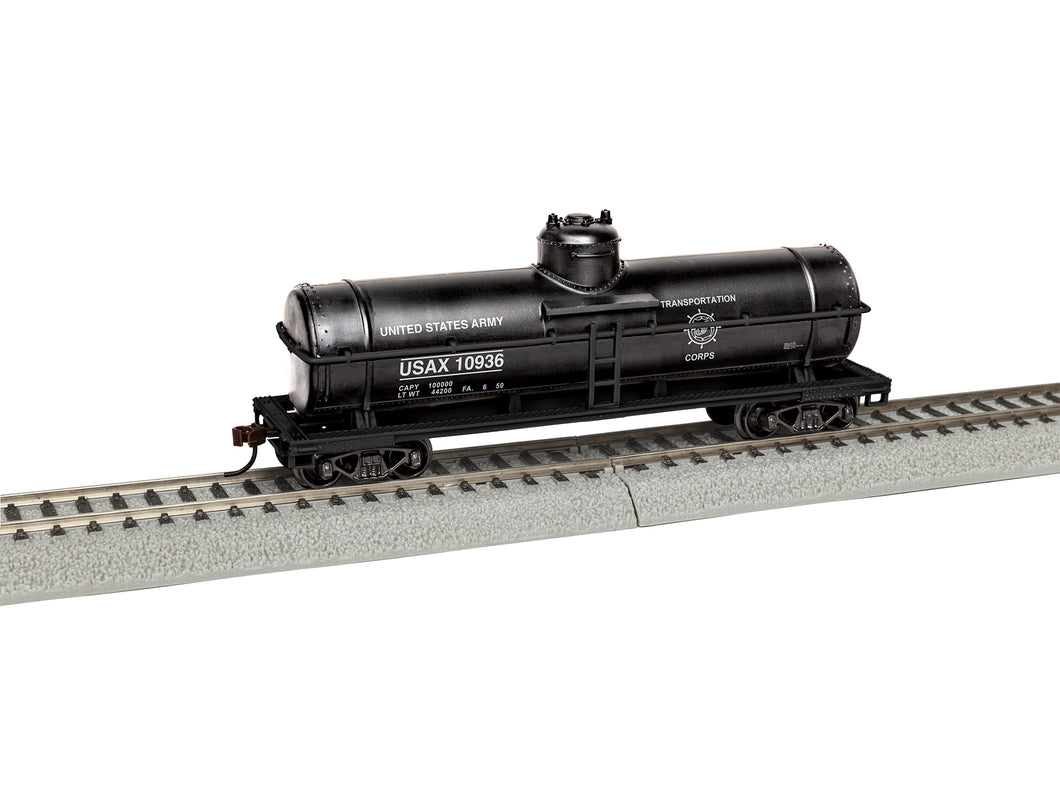 Lionel - US Army Transportation Corps #10936 Tank Car - HO Scale (1954150) - the-pennsy-station-llc