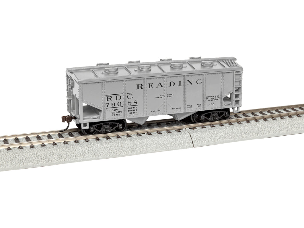 Lionel - Reading #79088 Covered Hopper - HO Scale (1954390) - the-pennsy-station-llc