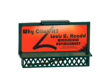 "Lionel - ""Safe Driving"" Lighted Billboard - HO Scale (1956230) - the-pennsy-station-llc"