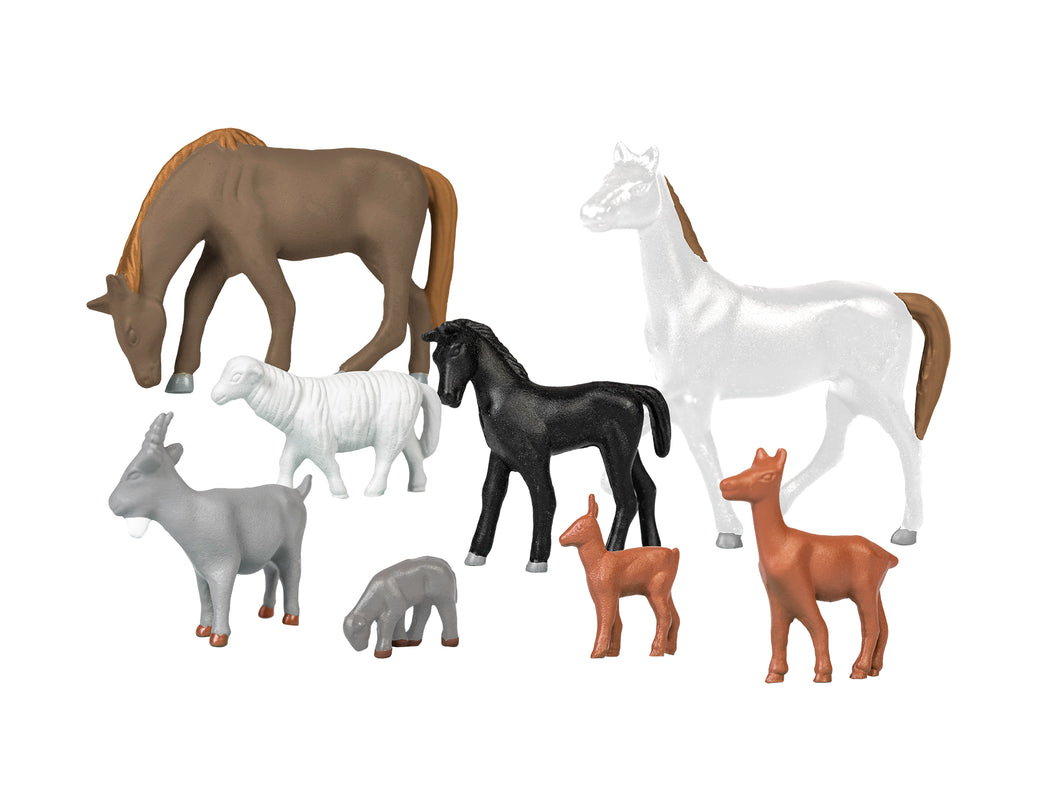 Lionel - Assorted Livestock - HO Scale (1957240) - the-pennsy-station-llc