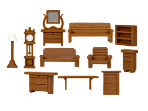 Lionel - Furniture Set - HO Scale (1957250) - the-pennsy-station-llc