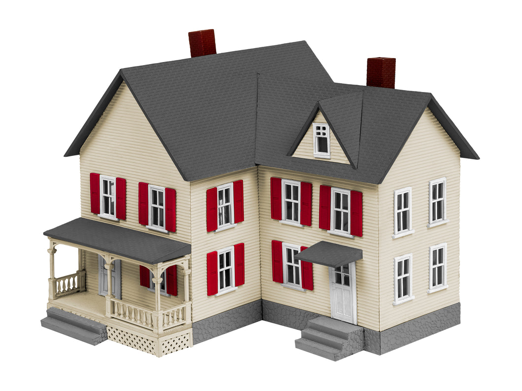 Lionel - Phillips' House Kit - HO Scale (1967150) - the-pennsy-station-llc