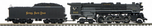 MTH/Railking - Engine - NKP 2-8-4 Berkshire Loco #765 w/ Proto-Sound 3.0 - O Scale (20-3798-1)