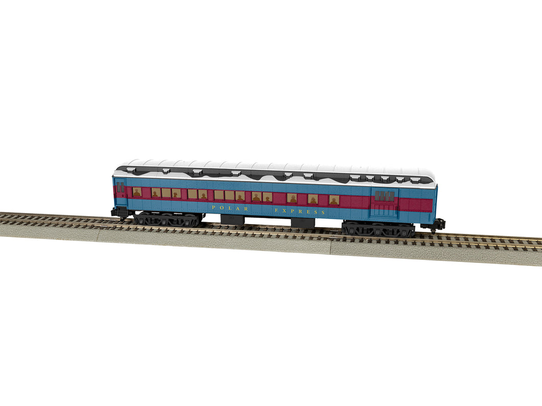 Lionel A/F - The Polar Express - Combine Car - S Scale (2019210) - the-pennsy-station-llc