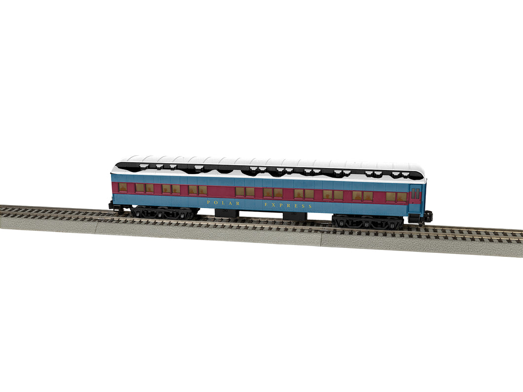 Lionel A/F - The Polar Express - Dining Car - S Scale (2019220) - the-pennsy-station-llc
