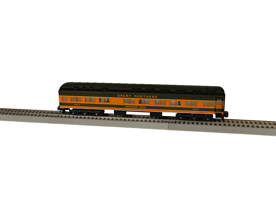 Lionel A/F - GN Heavyweight Sleeper Crusader Rose - S Scale (2019332) - the-pennsy-station-llc