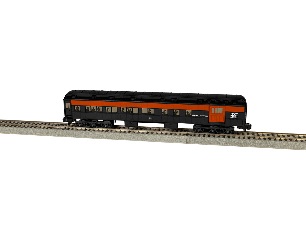 Lionel A/F - New Haven Heavyweight Combine Car #6106 - S Scale (2019360) - the-pennsy-station-llc