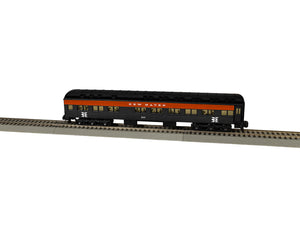 Lionel A/F - New Haven Heavyweight Diner Car #5241 - S Scale (2019380) - the-pennsy-station-llc