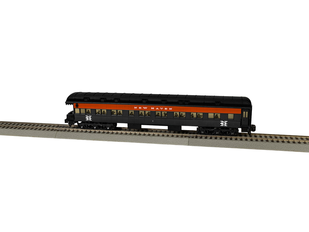 Lionel A/F - New Haven Heavyweight Observation Car #1 - S Scale (2019390) - the-pennsy-station-llc