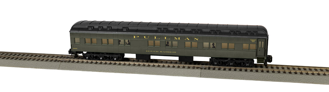 Lionel A/F - Pullman Heavyweights - Sleeper Car Dover Harbor - S Scale (2019411) - the-pennsy-station-llc