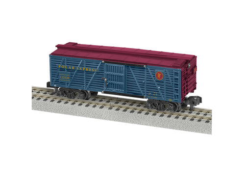 Lionel A/F - The Polar Express - Stock Car #122520 - S Scale (2019540) - the-pennsy-station-llc