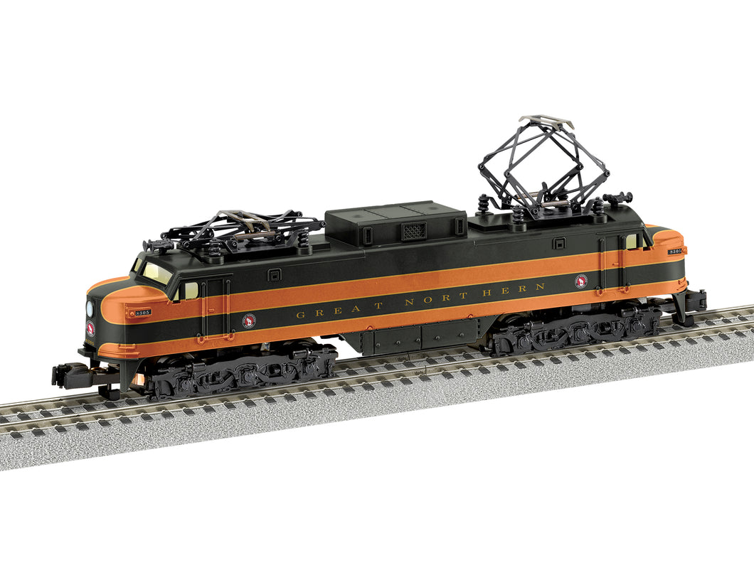 Lionel A/F - Flyerchief - EP5 - Great Northern #8305 - S Scale (2021030) - the-pennsy-station-llc