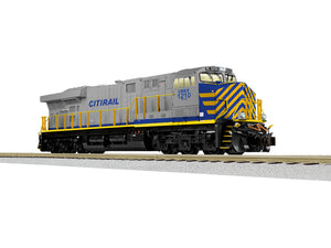 Lionel A/F - Legacy - ES44AC - CitiRail #1210 - S Scale (2021052) - the-pennsy-station-llc