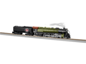 Lionel A/F - FlyerChief - Northerns - Great Northern #2871 - S Scale (2021140) - the-pennsy-station-llc
