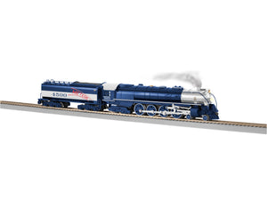 Lionel A/F - FlyerChief - Northerns - Frisco #4500 - S Scale (2021150) - the-pennsy-station-llc