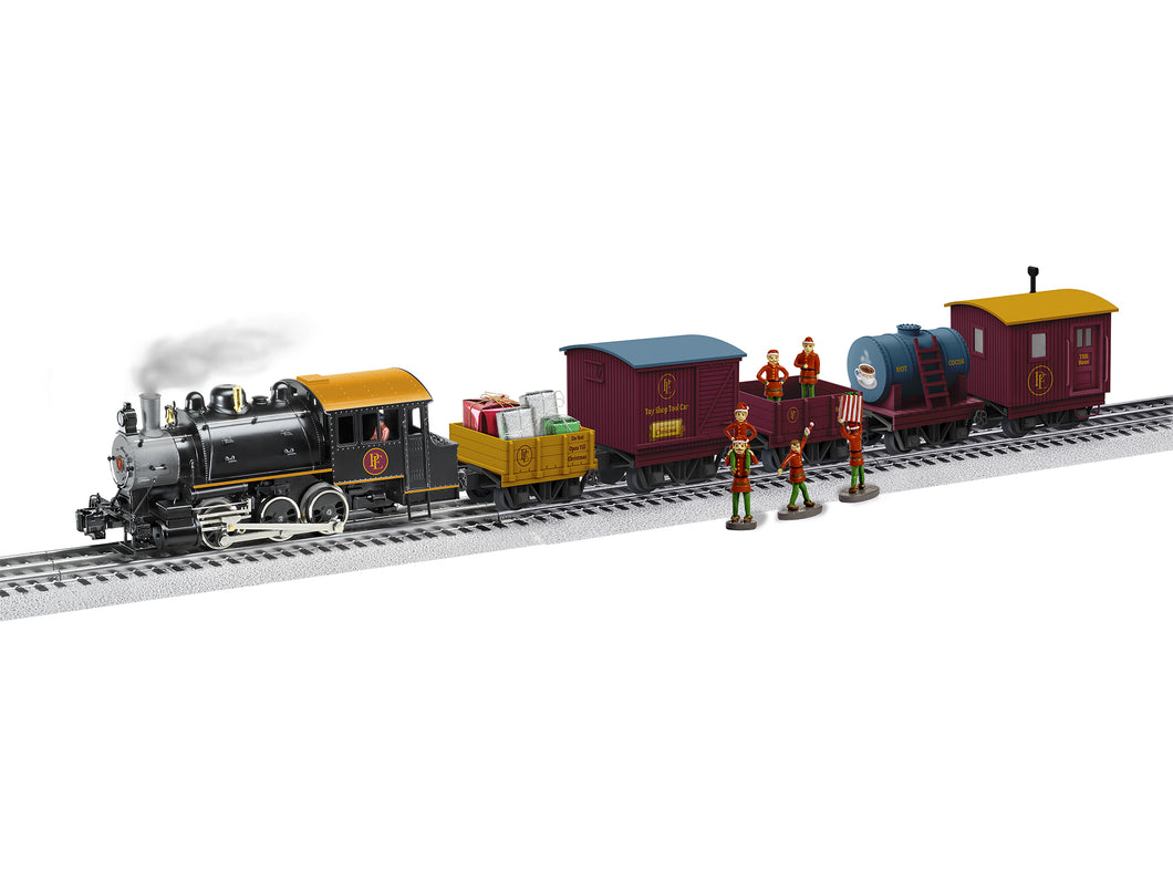 Lionel - The Polar Express Elf Work Lionchief Set - O Scale (2022090) - the-pennsy-station-llc