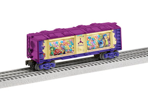 Lionel - Inside Out Memory Ball Transport Car - O Scale (2028100) - the-pennsy-station-llc