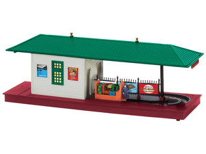 Lionel - Lionelville Freight Station - O Scale (2029270) - the-pennsy-station-llc