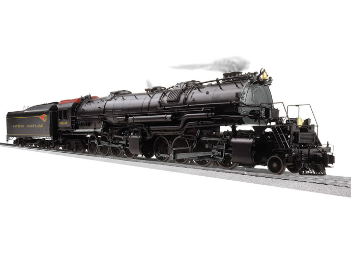 Lionel - BTO - EM-1 - Western Maryland #1213 - O Scale (2031150) - the-pennsy-station-llc