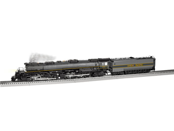 Lionel - BTO - Big Boy - Union Pacific #4012 Greyhound - O Scale (2031263) - the-pennsy-station-llc