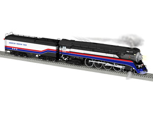 Lionel - BTO - Vision GS-4 - Freedom Train #4449 - O Scale (2031540) - the-pennsy-station-llc