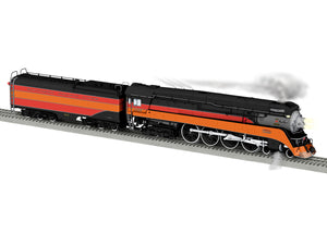 Lionel - BTO - Vision GS-5 - SP Lines #4458 - O Scale (2031570) - the-pennsy-station-llc