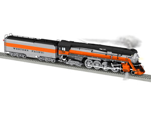Lionel - BTO - Vision GS-6 - WP #486 - O Scale (2031630) - the-pennsy-station-llc