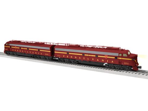 Lionel - BTO - Legacy E8 AA Sets - PRR #5711/#5809 - O Scale (2033370) - the-pennsy-station-llc