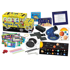 The Young Scientist Club - The Magic School Bus - Space Lab Bus (WH-925-1162)