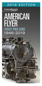 Greenberg's Guides - 2019 American Flyer - Pocket Price Guide 1946-2019 (108619) - the-pennsy-station-llc