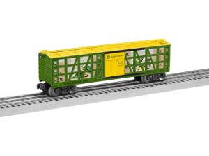 Lionel - John Deere Mower Stock Car - O Scale (1928340) ***Expected Q3 '19 - the-pennsy-station-llc