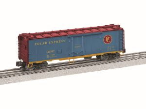 Lionel - The Polar Express - Scale 40' Reefer - O Scale (6-84433)