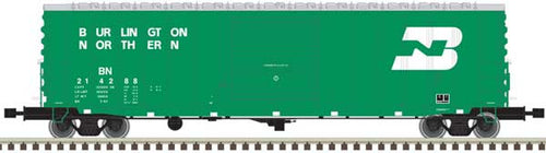 Atlas - 50' Rib-Side Box Car BN - HO Scale (20004763) - the-pennsy-station-llc