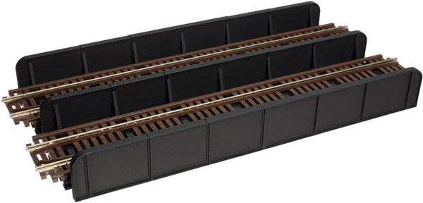 Atlas - Girder Bridge Kit - Double Track - HO Scale (881) - the-pennsy-station-llc