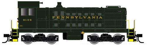 Atlas - Engine - PRR Alco S2 #5659 - N Scale (40-000704) - the-pennsy-station-llc
