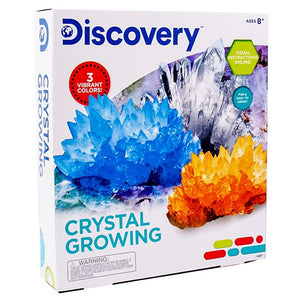 Discovery - Crystal Growing Kit (97694H)