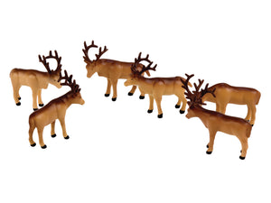 Lionel - The Polar Express - Caribou Pack - O Scale (6-24251) - the-pennsy-station-llc