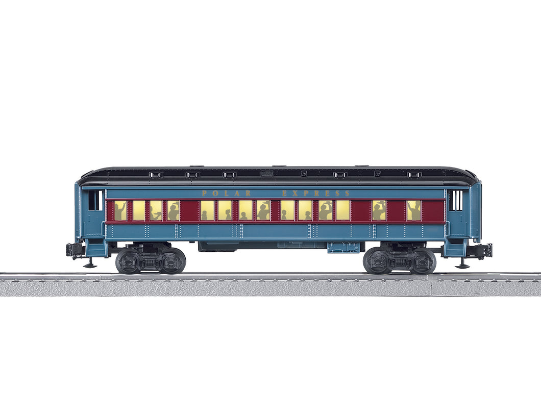 Lionel - The Polar Express - Hot Chocolate Car - O Scale (6-25186) - the-pennsy-station-llc
