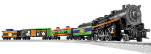 Lionel - Lionchief Peanuts Halloween Set - O Scale (6-30214) - the-pennsy-station-llc