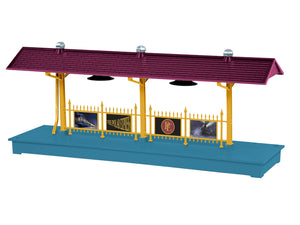 Lionel - The Polar Express - Station Platform - O Scale (6-37829) - the-pennsy-station-llc