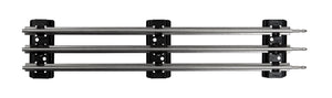 "Lionel - O Gauge Tubular 10"" Straight Track (6-65500) - the-pennsy-station-llc"