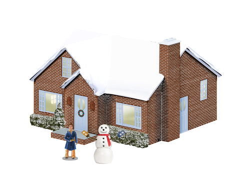 Lionel - The Polar Express - Hero Boy's House - O Scale (6-82100) - the-pennsy-station-llc