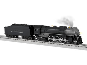 Lionel - LionChief Plus+ Lackawanna Hudson #1151 - O Scale (6-82966) - the-pennsy-station-llc