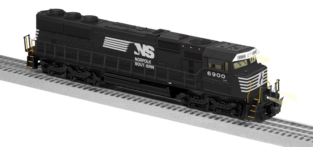 Lionel - Norfolk Southern SD60E #6900 Legacy - O Scale (6-83423) - the-pennsy-station-llc